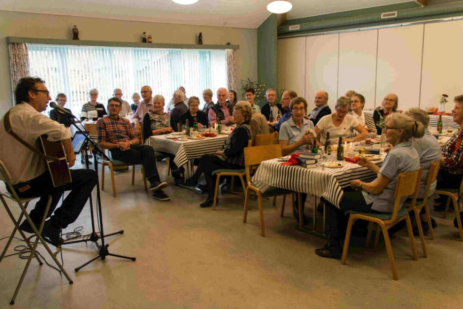 Undernderholdning til ældre med Bertel Abildgaard
